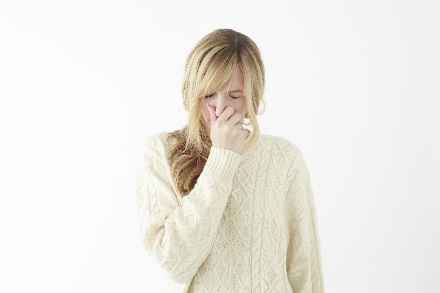 汗の臭いや体臭に敏感