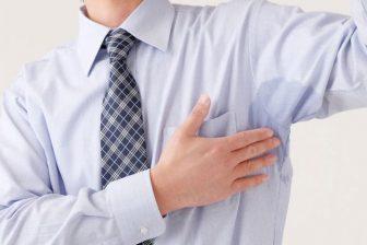 緊張やストレスで掻く脇汗とニオイの原因は?脇汗とニオイ5つの対策