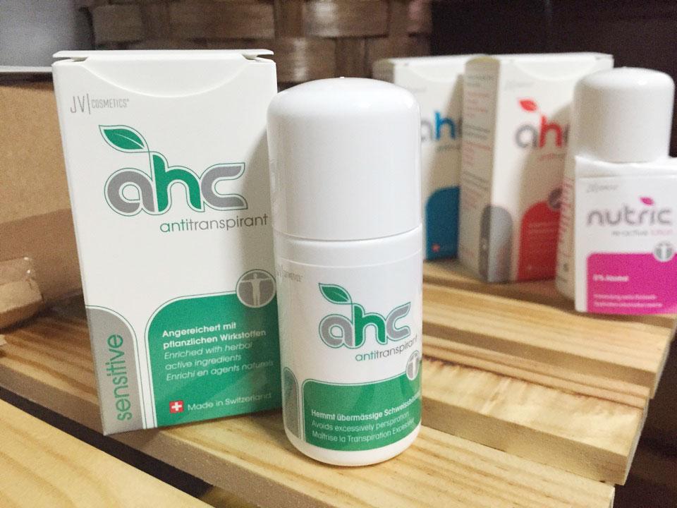 AHCセンシティブの効果がありすぎて他の制汗剤が試せない【7日目継続中】