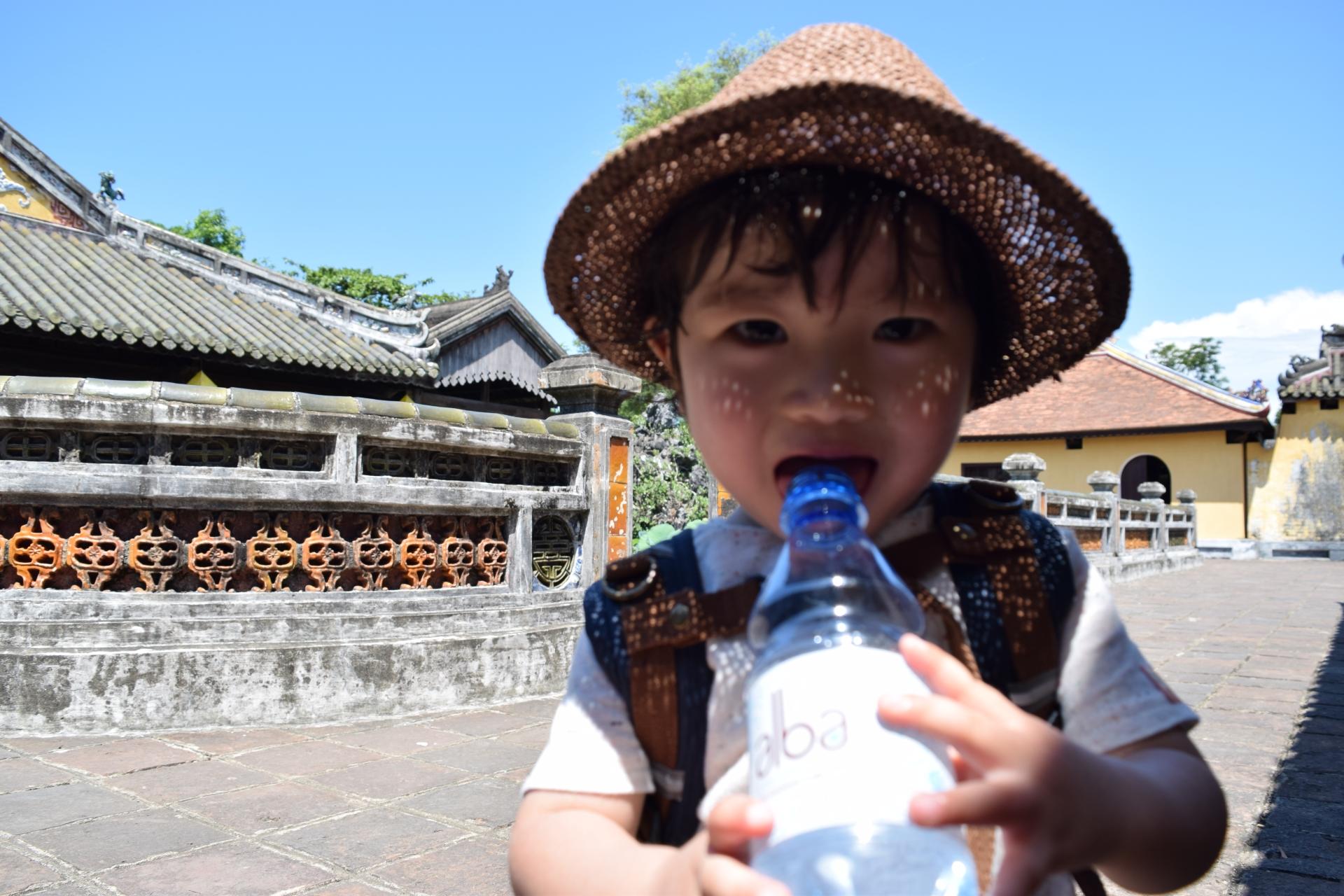 子供が汗をかかない…汗っかきは2歳半までの子供時代で決まる!?