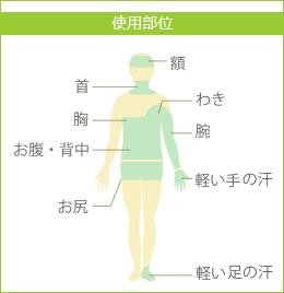 【AHCセンシティブの使い方】脇汗を止める正しい方法と注意点