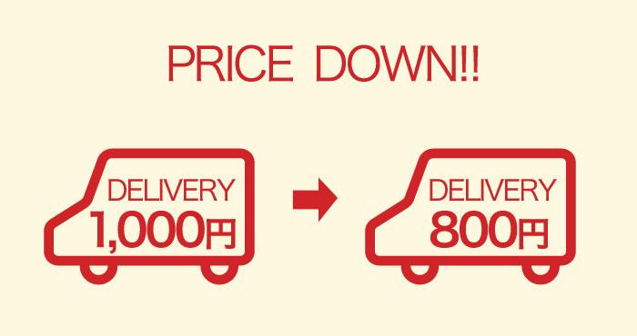 AHCスイスが送料を値下げ!国際郵便が1,000円⇒800円に!