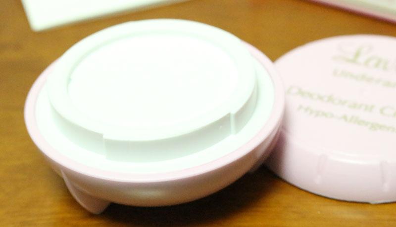 ラヴィリンデオドラントクリームをワキガと脇汗対策に使って口コミした!