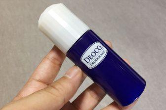 制汗剤のデオコロールオンをワキガと脇汗対策に使って口コミしました